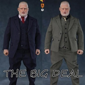 [19년2분기]MCCToys x Mr.Z - 1/6 Mini Closet Series - The Big Deal suits (MCC019) - 2종 중 택일◈뽁뽁이 안전포장 발송