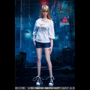 [19년 4분기]Jiaou Doll - 1/6 The Advent of the Crowns of the Crown Angels - Casual wear (CS-001C)◈뽁뽁이 안전포장 발송◈