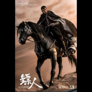 [20년 1분기]Ring Toys - 1/6 Dart Man Knife and Horse (RT005B)(Deluxe Version)◈뽁뽁이 안전포장 발송◈