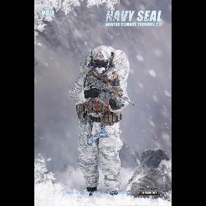 [20년 1분기] Mini Times Toys - 1/6 Navy Seal Winter Combat Training 2.0 (MT-M018) ◈뽁뽁이 안전포장 발송◈