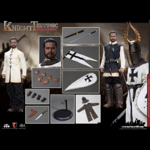 [20년 1분기 입고예정]COOMODEL - 1/6 Series of Empires - Herald of Knights Teutonic (SE055)◈뽁뽁이 안전포장 발송◈