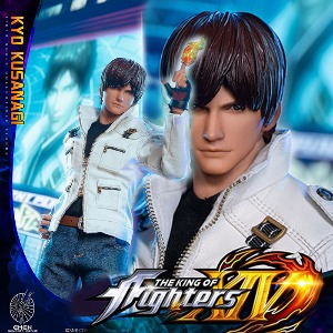 [20년 1분기] EMEN - Genesis KOF14 The King Of Fighters XIV - 1/6 Kyo Kusanagi Figure (KOF-KY01) ◈뽁뽁이 안전포장 발송◈