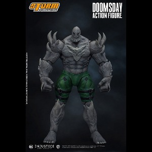 [20년 1분기] Storm Toys - The Death of Superman - 1/12 Doomsday (DCIJ-004) ◈뽁뽁이 안전포장 발송◈