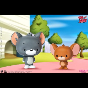 [20년 1분기] Soap Studio - Chibi Tom and Jerry Vinyl Figurine (CA01C) ◈뽁뽁이 안전포장 발송◈