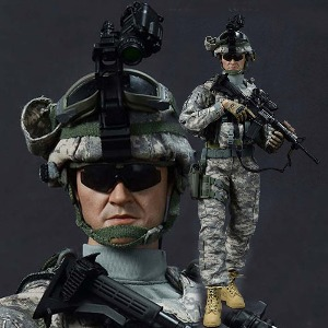 [20년 2분기] General's Armoury - 1/6 US ARMY Rifleman (UCP) (GA1001) ◈뽁뽁이 안전포장 발송◈