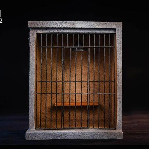 [20년 1분기]TWTOYS - 1/12 Prison Scene Lightable Metal Railing (TW1919)◈뽁뽁이 안전포장 발송