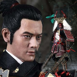 [20년 2분기]COOMODEL - 1/6 Series of Empires - Red Ghost of Mount Kurama (SE060)(Demon Version)◈뽁뽁이 안전포장 발송