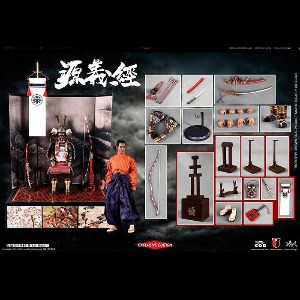 [20년 2분기]COOMODEL - 1/6 Series of Empires - Minamoto no Yoshitsune (SE062)(Exclusive Version)◈뽁뽁이 안전포장 발송