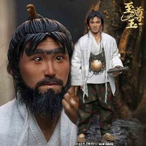 [20년 1분기] BBOTOYS X S&RTOYS - 1/6 The master of Axes: Jade Dragon Zhizunyu (SR001) ◈뽁뽁이 안전포장 발송◈