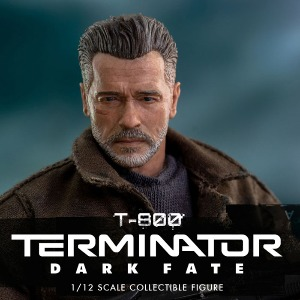 [21년 1분기] Terminator : Dark Fate  1/12 T-800  1/12 Scale Collectible Figure ◈뽁뽁이 안전포장 발송